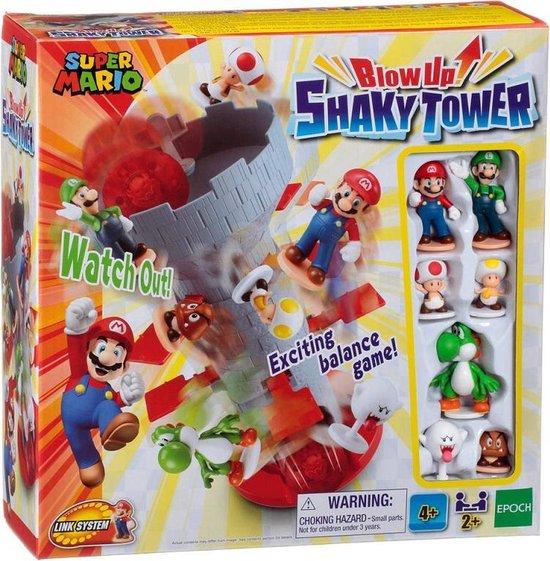 Afbeelding van het spel Super Mario Blow up Shaky Tower