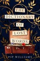 Boek cover The Dictionary of Lost Words van Pip Williams