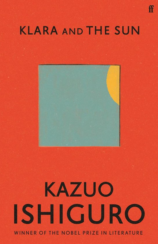 Boek cover Klara and the Sun van Kazuo Ishiguro (Paperback)