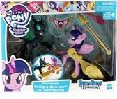 My Little Pony Guardians of Harmony Twilight Sparkle en Changeling