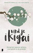Omslag Vind je ikigai