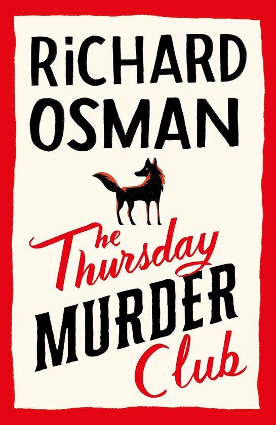 Boek cover The Thursday Murder Club van Richard Osman (Paperback)