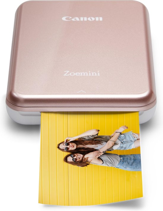 Canon Zoemini - Mobiele Fotoprinter - 30 sheets - Roze