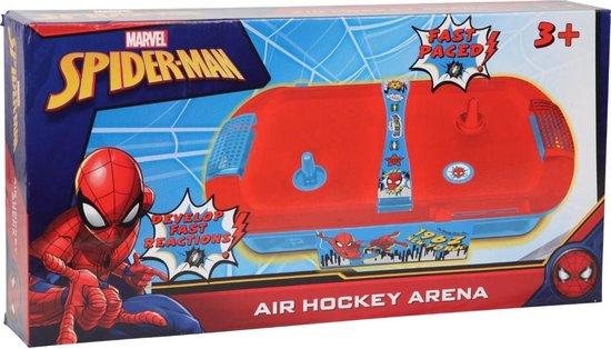 Afbeelding van het spel Marvel Spiderman Air Hockey - 50 cm - Top Cadeau