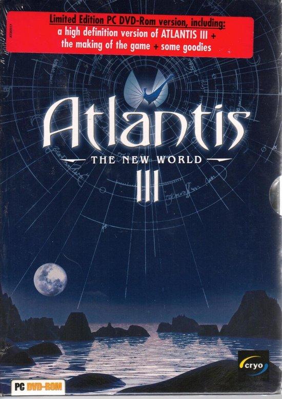 Atlantis 3 – The New World (dvd-Rom)