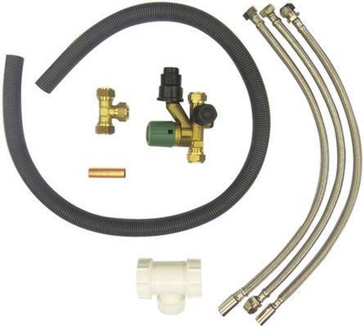 Boiler Aansluitset 3/8 Heatboy&Daalderop 125000601