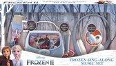 Disney Frozen 2 karaoke set - FR-V303 - Microfoon - Muziekspeler - Koptelefoon