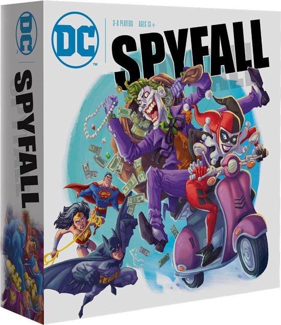 Afbeelding van het spel Asmodee DC Spyfall - EN
