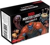 D&D Monster Cards Challenge 0-5