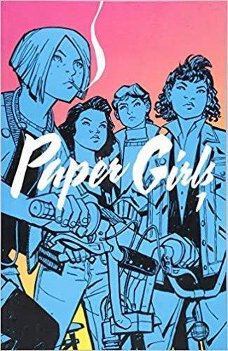 Paper Girls Volume 1 - Brian K Vaughan