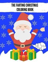 The Farting Christmas Coloring Book