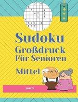 Sudoku Grossdruck Fur Senioren Mittel