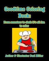 GoodTime Coloring Book