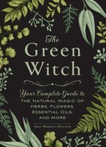 Boek cover The Green Witch van Arin Murphy-Hiscock (Hardcover)