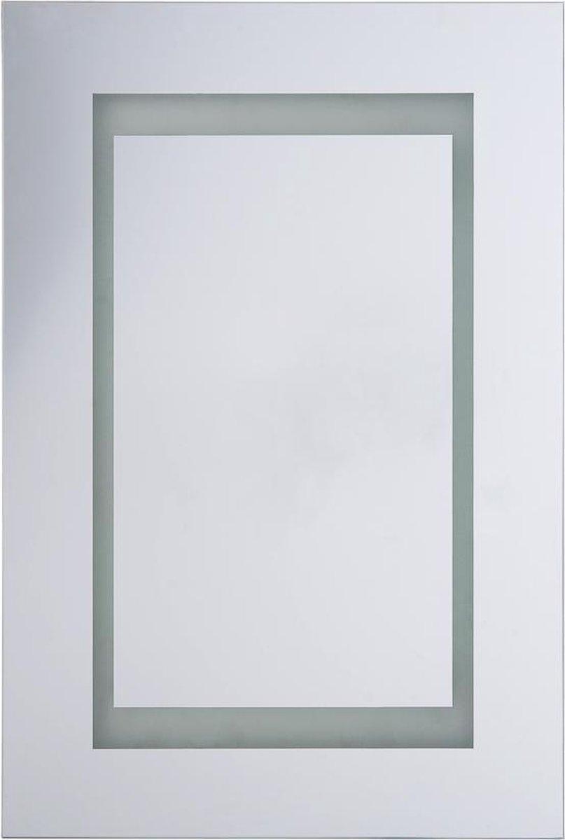 Beliani MALASPINA - Badkamermeubel - Wit - Multiplex
