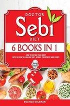 Doctor Sebi Diet: 6 Books in 1