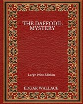 The Daffodil Mystery - Large Print Edition