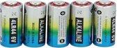voordeelpak 5 stuks 4LR44 6V Alkaline batterijen