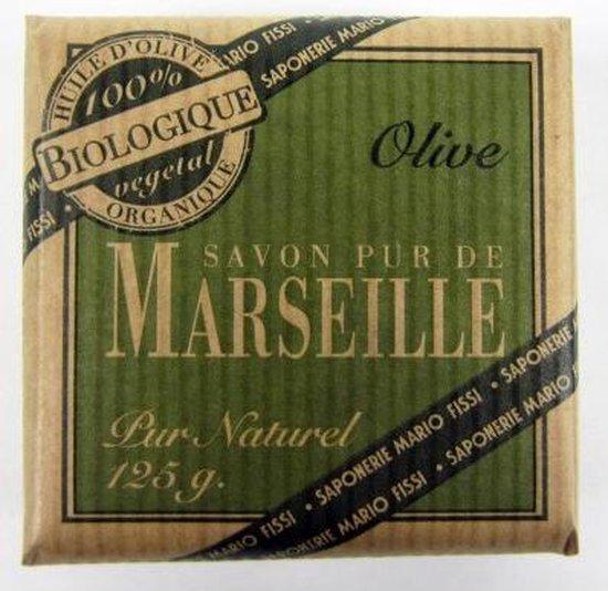 Organic Marseille Biologische Zeep - Olijf 125 gr