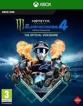 Monster Energy Supercross 4 - Xbox One