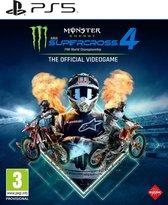 Monster Energy Supercross 4 - PS5