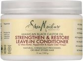Shea Moisture Jamaican Black Castor Oil Strengthen & Restore Leave-in Conditioner 312 gr