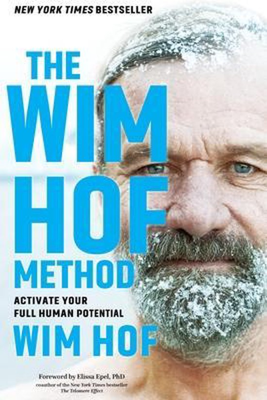 Boek cover The Wim Hof Method van Wim Hof (Hardcover)