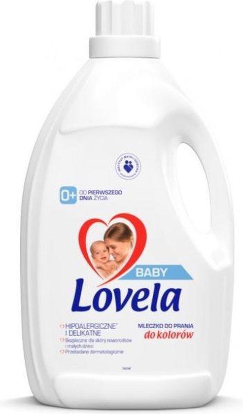 Lovela hypoallergeen wasmiddel
