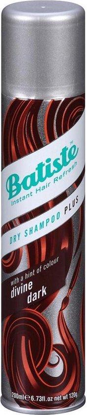 Batiste Dark & Deep Brown Droogshampoo - 200 ml