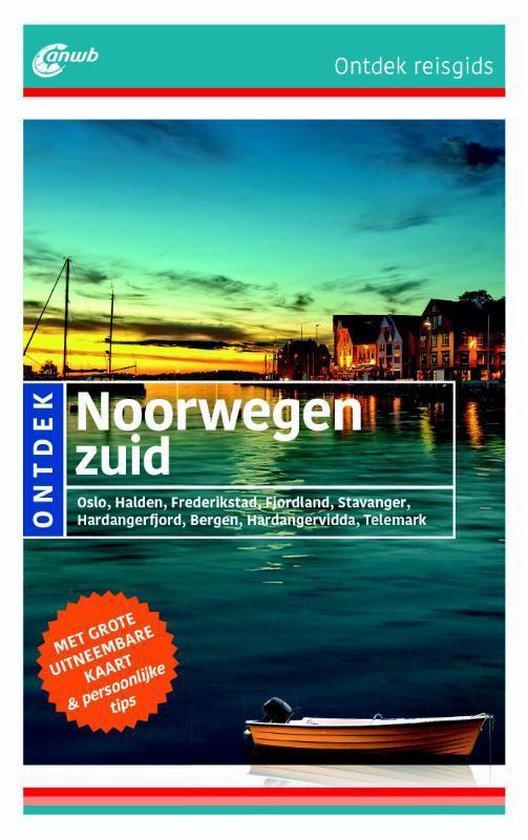 ANWB Ontdek reisgids - Noorwegen Zuid