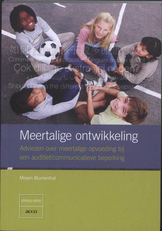 Meertalige ontwikkeling