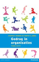 Gedrag in org 10/e XTRA