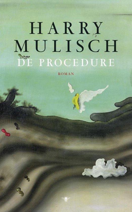 Boek cover De procedure van Harry Mulisch (Paperback)