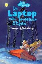 De laptop van professor Steen