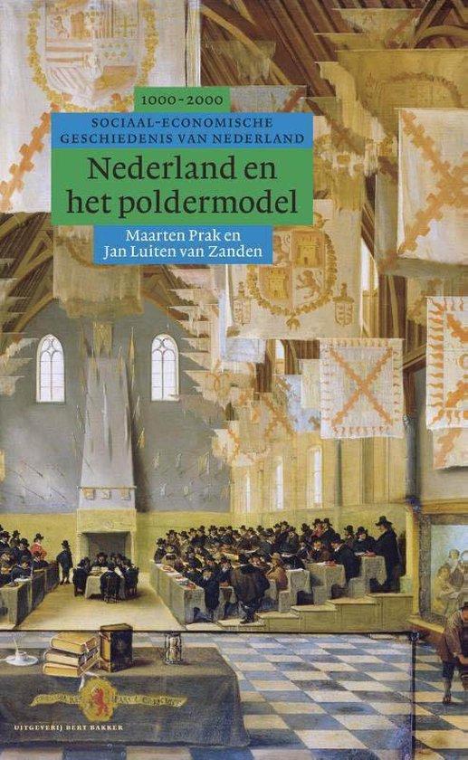 Cover van het boek '1000 jaar mens en milieu' van van Zanden