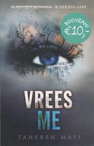 Touching Juliette  -   Vrees me