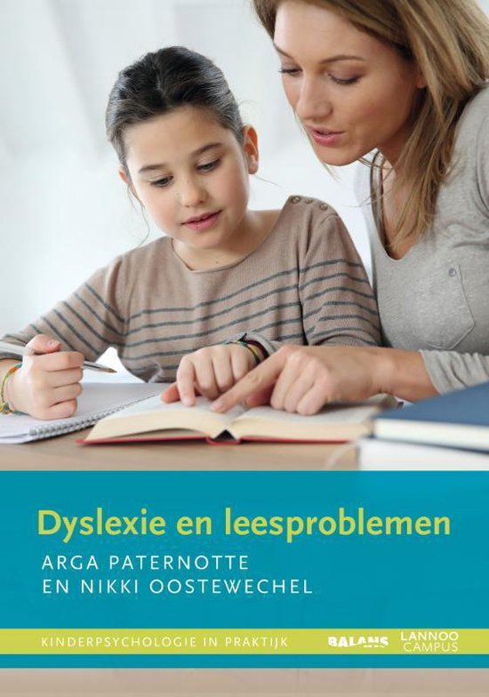 Kinderpsychologie in praktijk 14 -   Dyslexie en leesproblemen