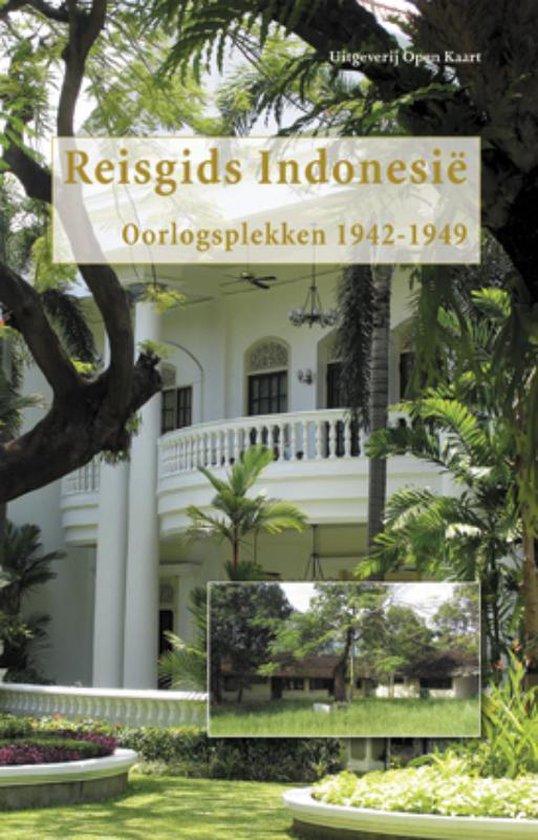Boek cover Reisgids Indonesië van Hans L.P. van den Akker (Paperback)