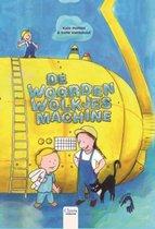 Boek cover Bijdehand  -   De woordenwolkjesmachine van Kato Polfliet (Hardcover)