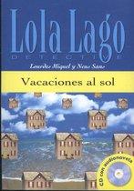 Vacaciones Al Sol + CD - A1