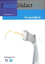 AccreDidact  -   de spuitafdruk