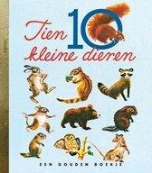 Gouden Boekjes  -   Tien kleine dieren