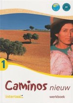 Caminos nieuw 1 werkboek + online-mp3's