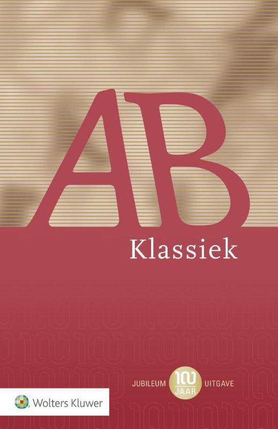 Boek cover AB Klassiek van Tom Barkhuysen (Paperback)