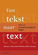 Van tekst naar text