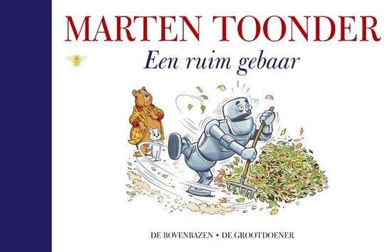 Alle verhalen van Olivier B. Bommel en Tom Poes 32 -   Een ruim gebaar - Marten Toonder