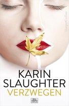 Boek cover Verzwegen van Karin Slaughter (Paperback)