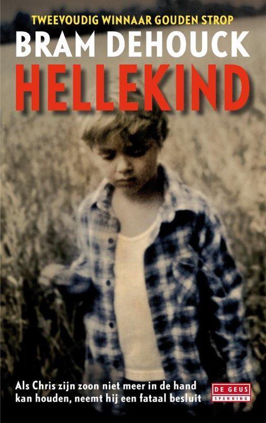 Cover van het boek 'Hellekind'