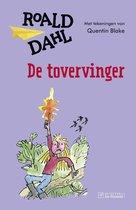Boek cover De tovervinger van Roald Dahl (Hardcover)