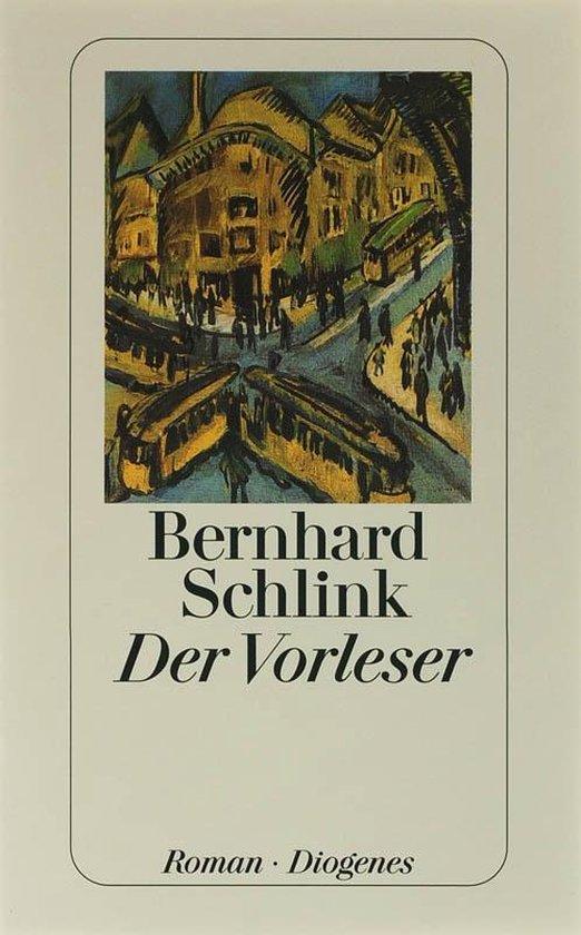 Boek cover Der Vorleser van Bernhard Schlink (Paperback)